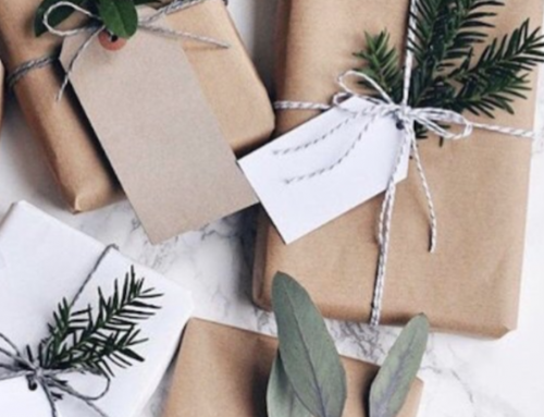OCEAN FRIENDLY GIFT WRAP IDEAS